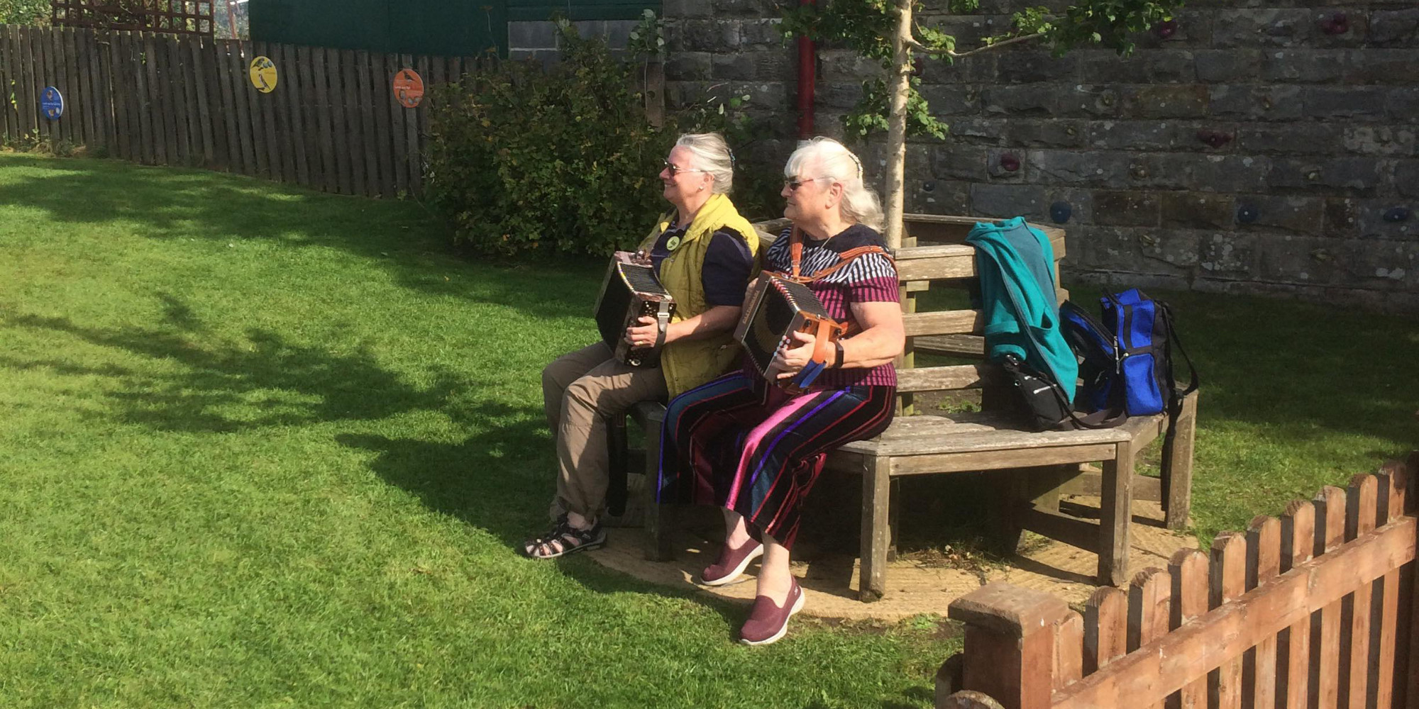 Goathland Plough stots folk music