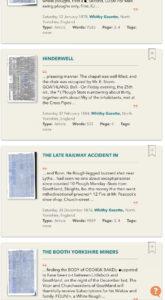 Historical News Articles about Plough Stots